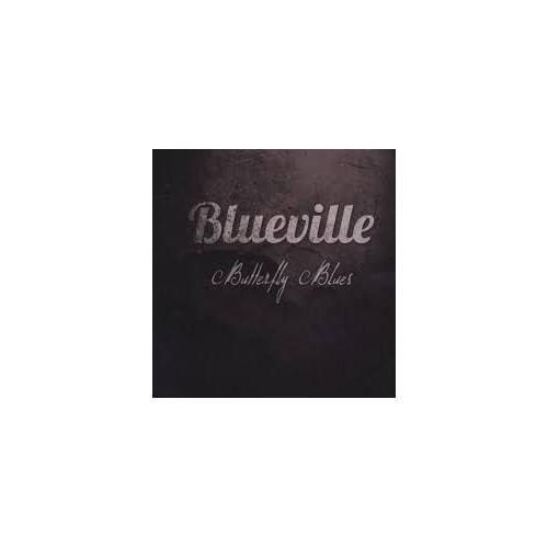 Butterfly Blues - Blueville CD