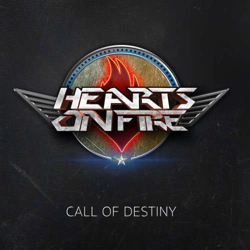 Call Of Destiny - Hearts On Fire CD