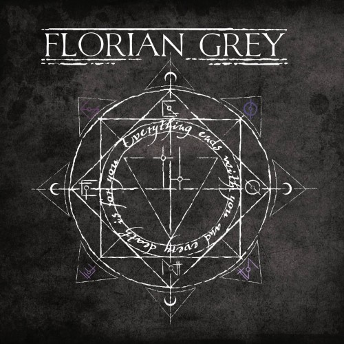 Gone - Florian Grey CD DIG