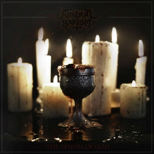 The Venom of God - Funeral Baptism CD