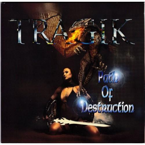 Path Of Destruction - Tragik CD DIG