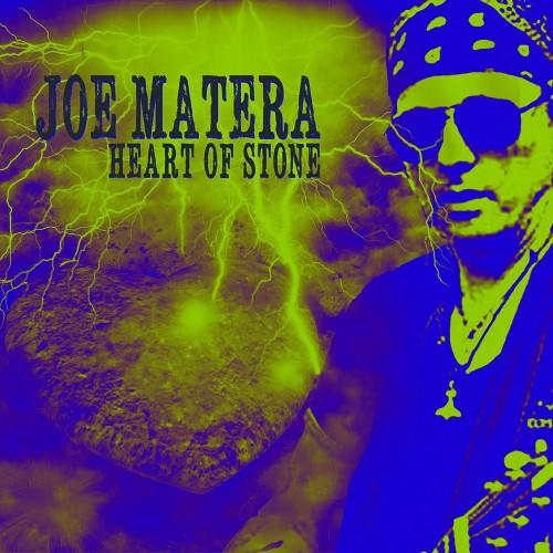 Heart Of Stone - Joe Matera CD DIG