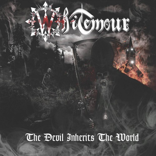 The Devil Inherits the World - whitemour CD