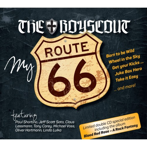 My Route 66 (Special Edition) - The Boyscout CD2 DIG
