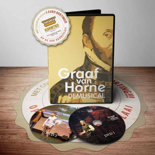 Graaf van Horne de Musical - Diverse Artiesten DVD2