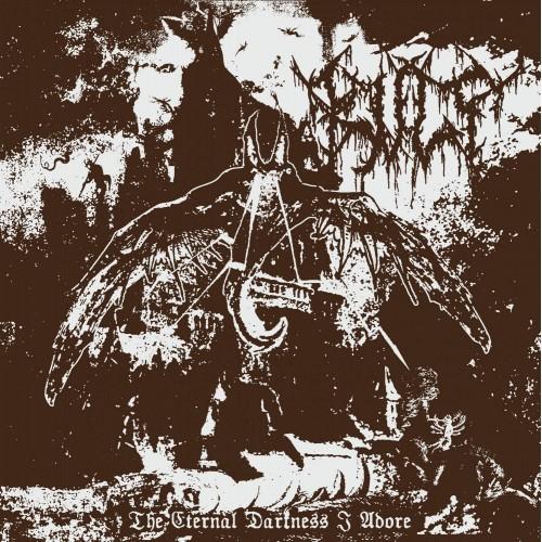 The Eternal Darkness I adore - KULT CD DIG