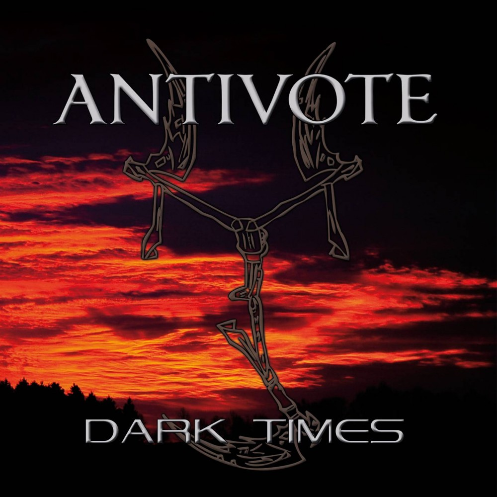 Dark Times - Antivote CD