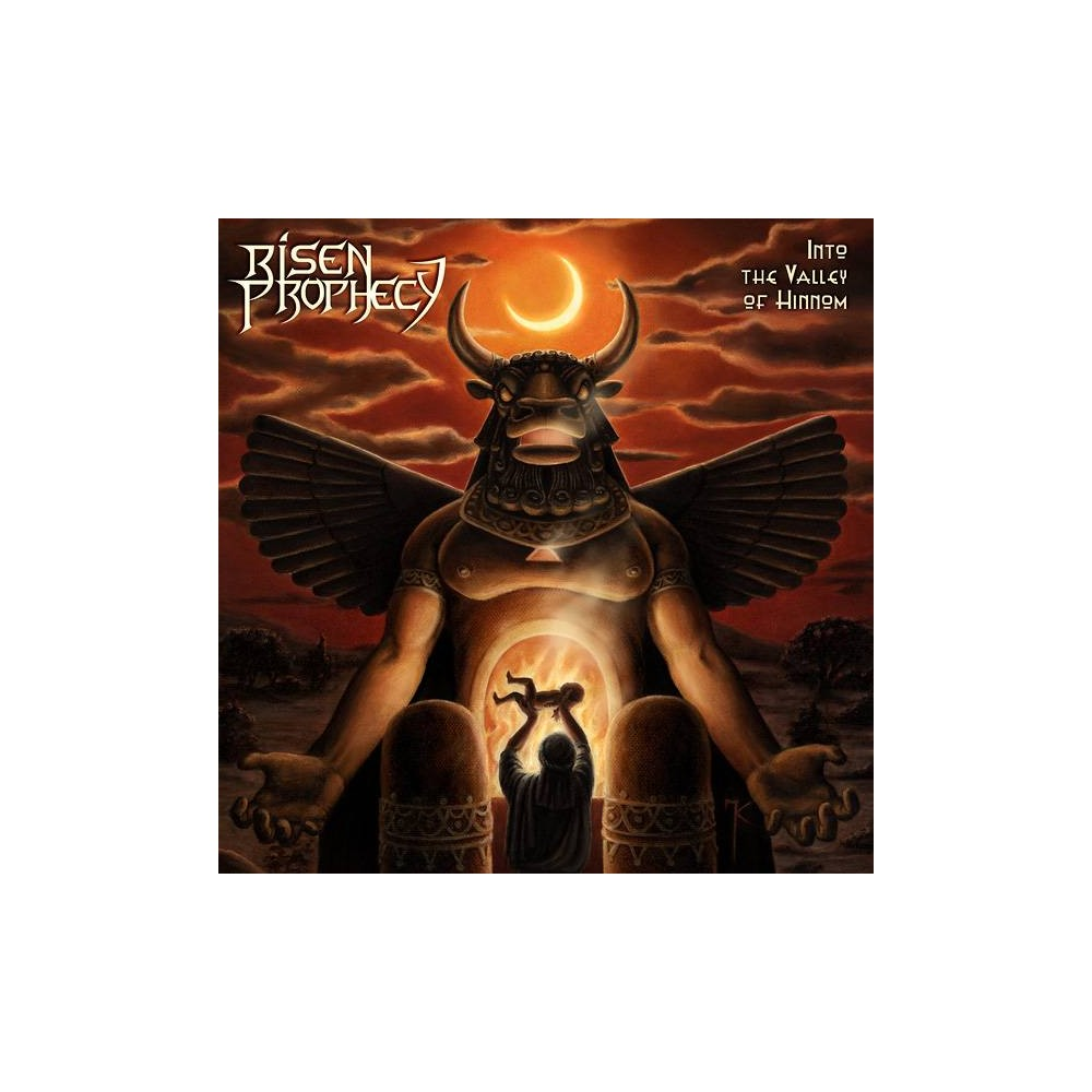 Into The Valley Of Hinnom - Risen Prophecy CD