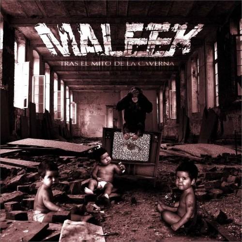 Tras El Mito De La Caverna - Maleek CD