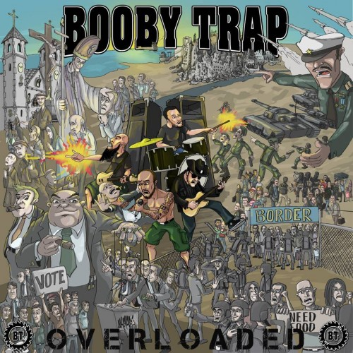 Overloaded - Booby Trap CD