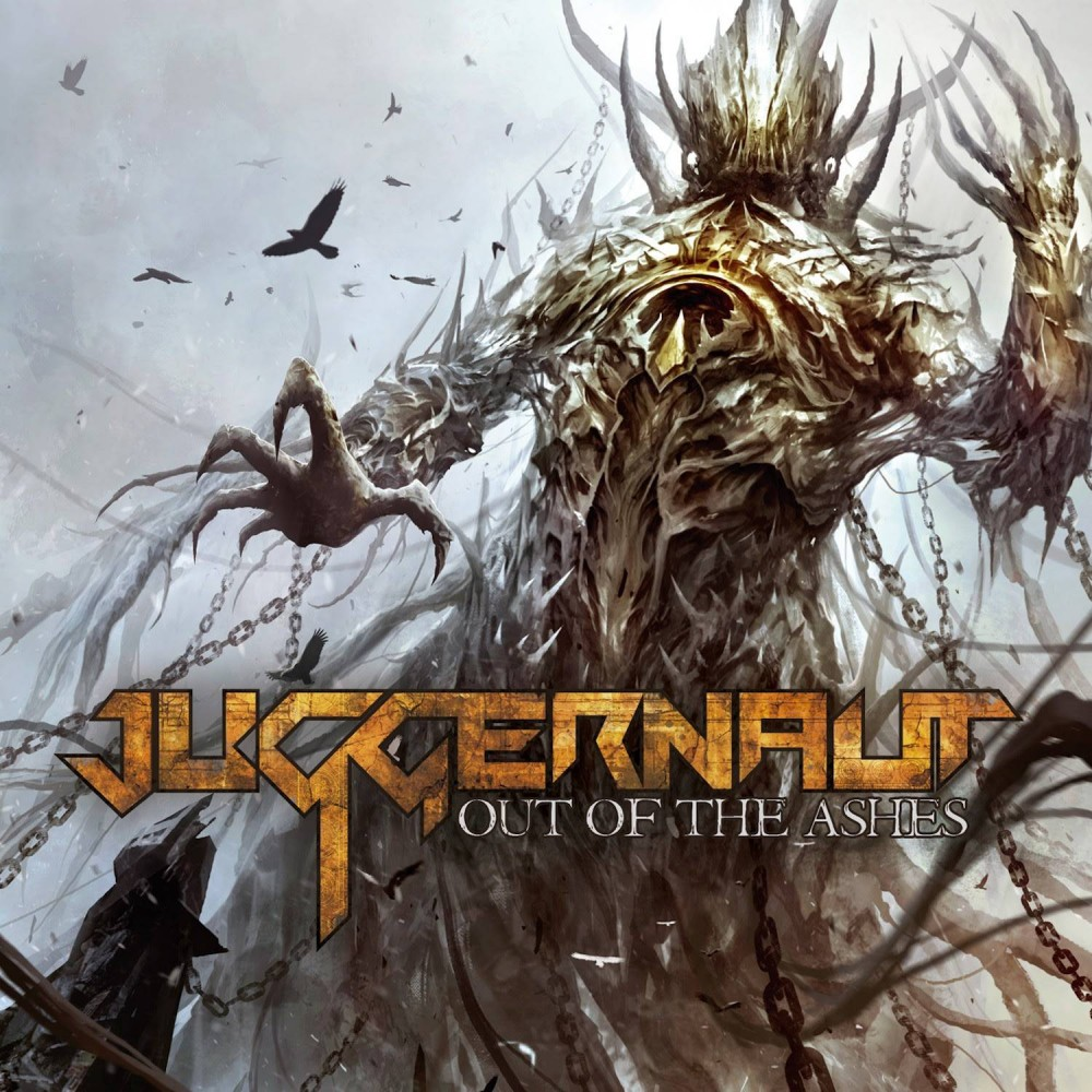 Out Of The Ashes - Juggernaut CD