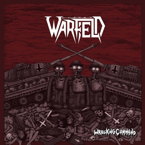 Wrecking Command - Warfield CD