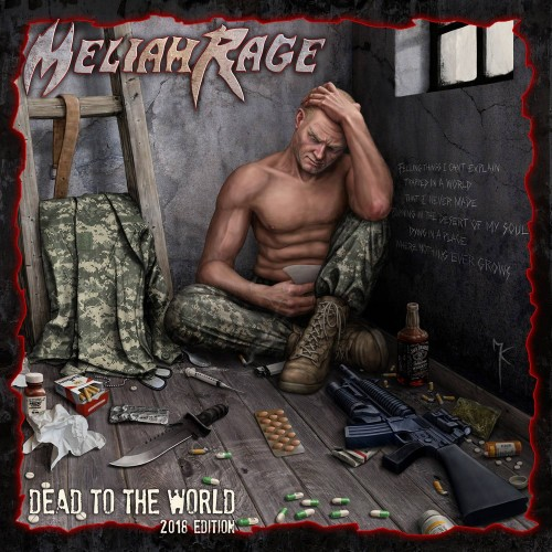 Dead to the World (2018 Edition) - Meliah Rage CD