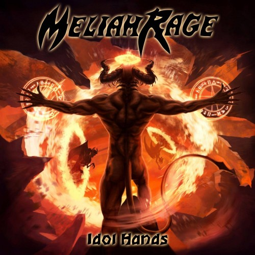 Idol Hands - Meliah Rage CD