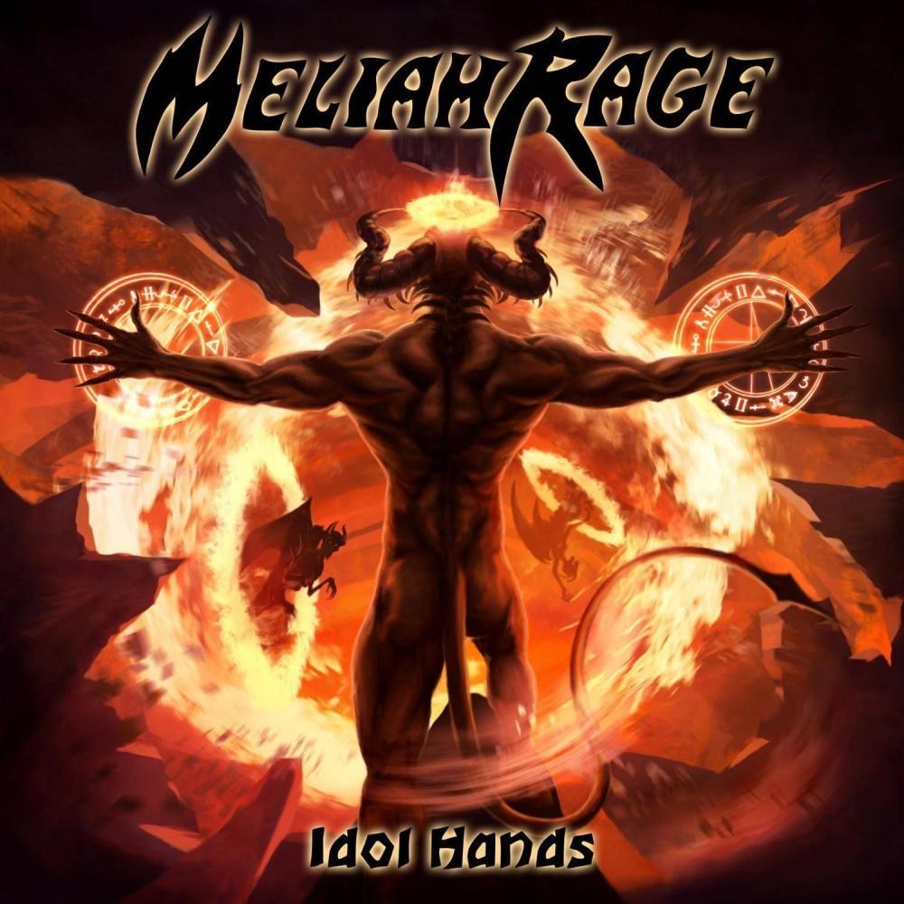 Idol Hands - Meliah Rage CD