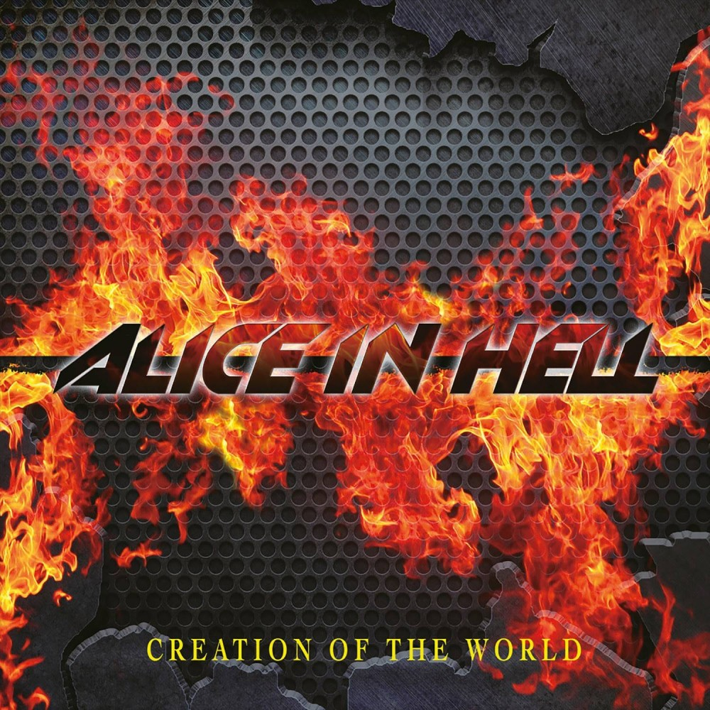 Creation of the World - Alice In Hell CD
