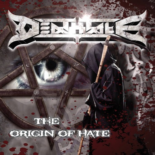 The Origin of Hate - Deathtale CD