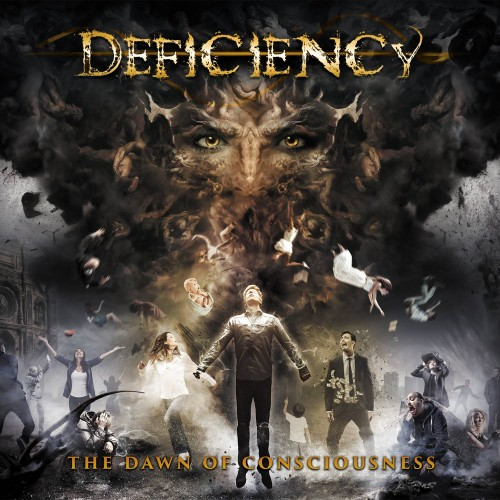 The Dawn Of Conscioussness - Deficiency CD DIG