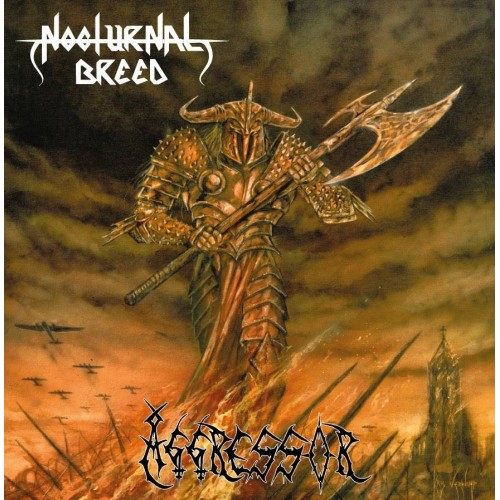 Aggressor - Nocturnal Breed LP