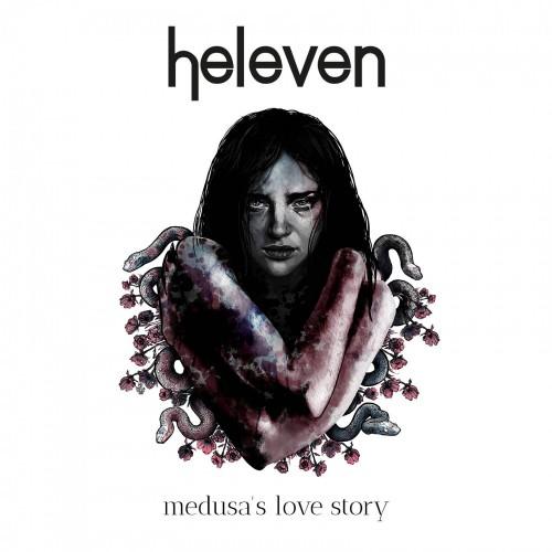 Medusa's Love Story - Heleven CD
