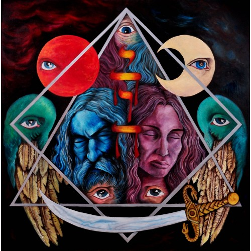 Tetragrammaton-riti occulti, riti occulti-cd dig