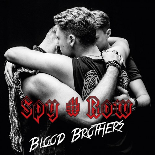 Blood Brothers - Spy Row CD
