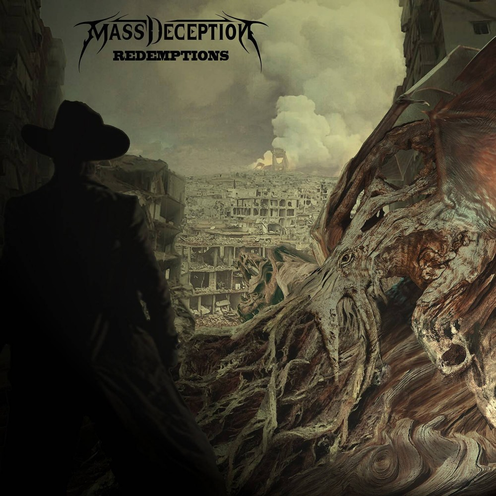 Redemptions - Mass Deception CD DIG