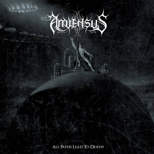 All Paths Lead To Death - Amiensus CD DIG