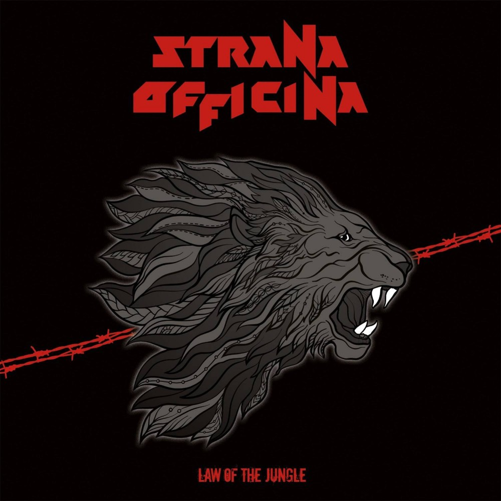 Law of the Jungle-strana officina-cd