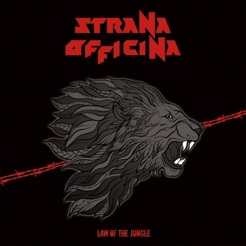 Law of the Jungle - Strana Officina CD