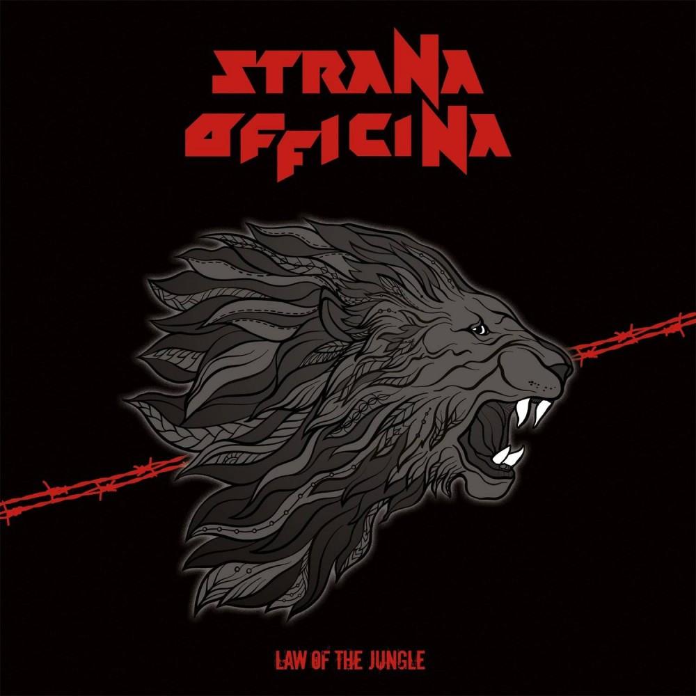 Law of the Jungle - Strana Officina LP