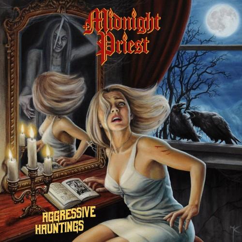 Aggressive Hauntings - midnight priest cd