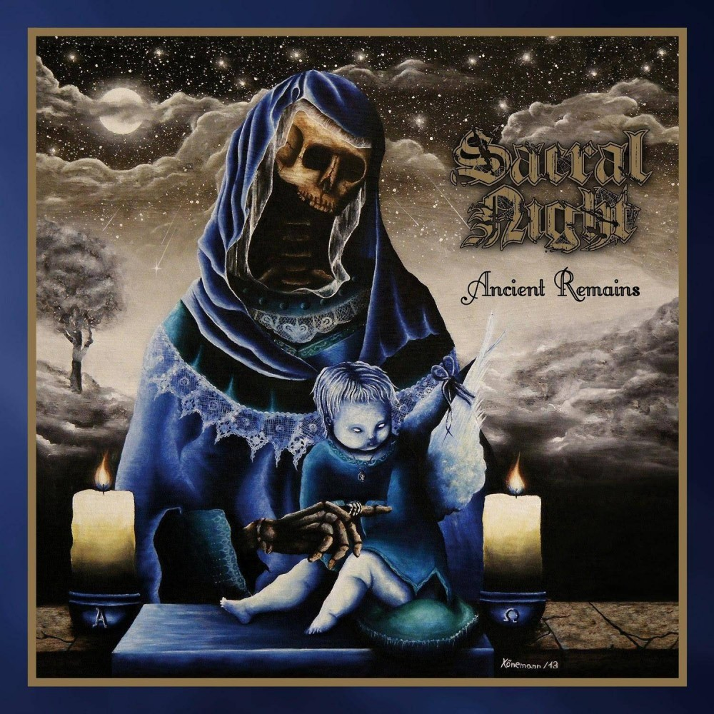 Ancient Remains - Sacral Night CD