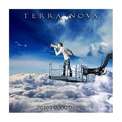 Raise Your Voice - terra nova cd