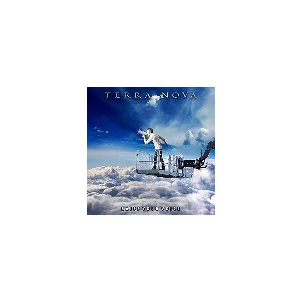Raise Your Voice-terra nova-cd