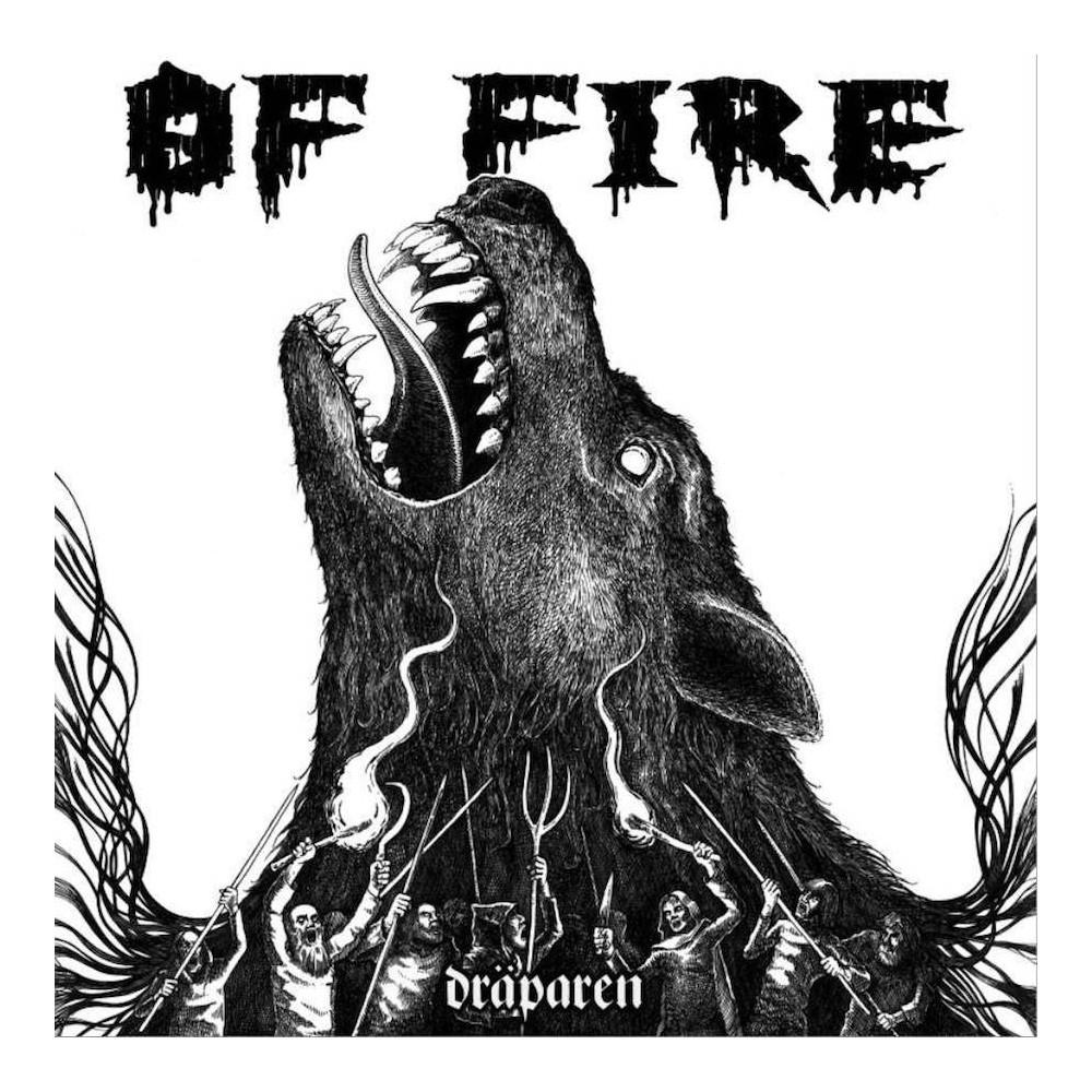 Dräparen - Of Fire CD