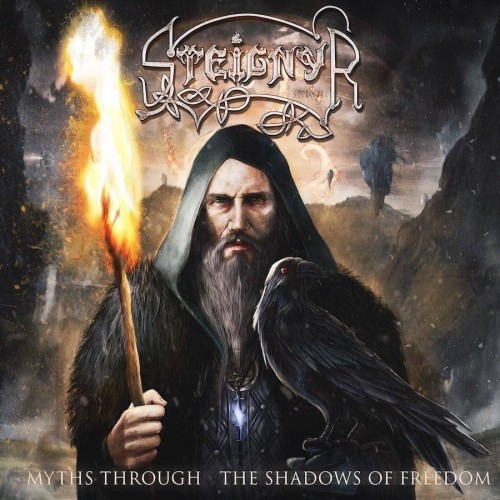 Myths Through The Shadows Of Freedom - Steignyr CD