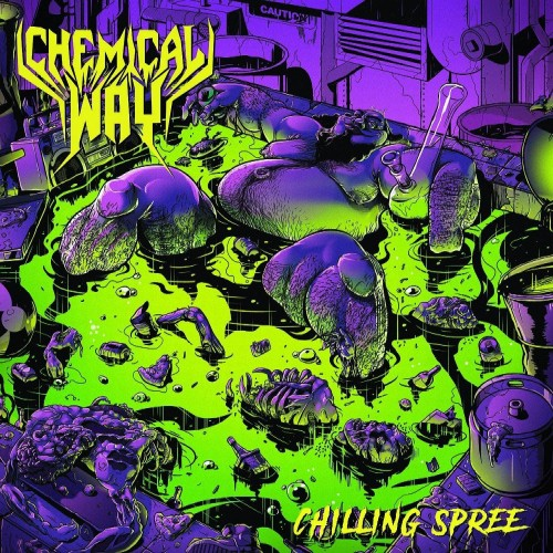 Chilling Spree - Chemical Way CD