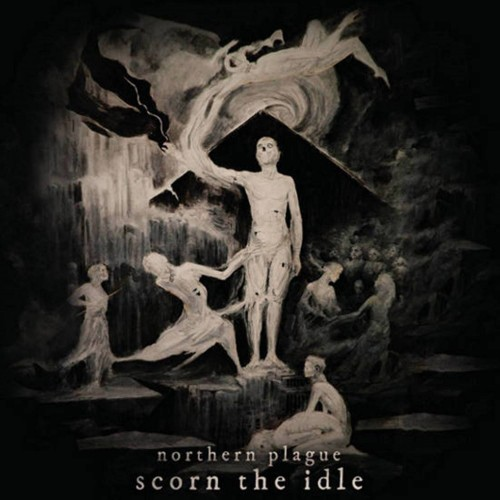 Scorn The Idle - Northern Plague CD DIG