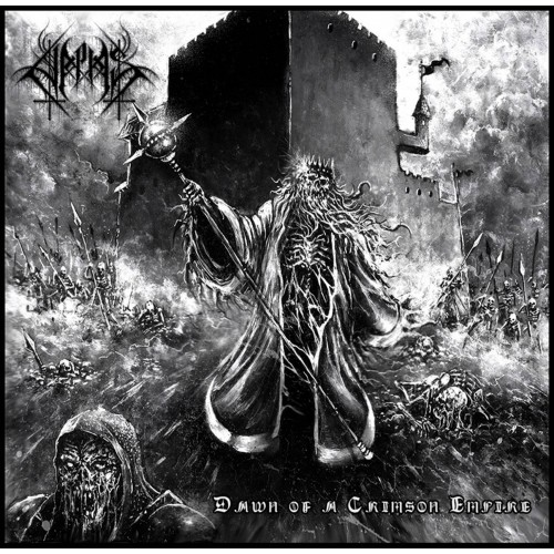 Dawn Of A Crimson Empire - Halphas CD DIG