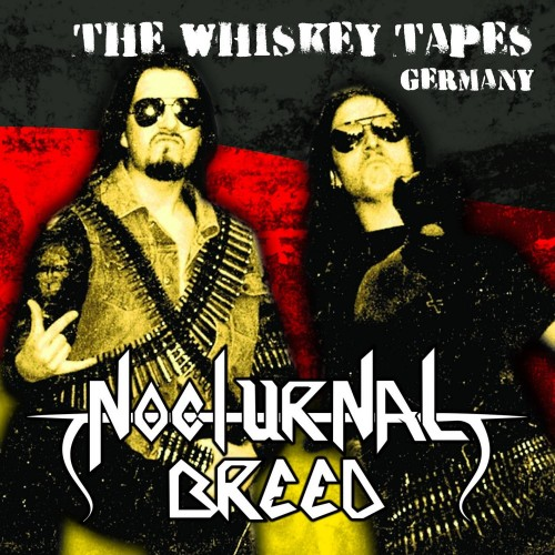 The Whiskey Tapes Germany - Nocturnal Breed CD DIG