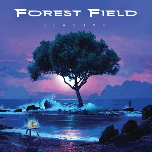 Seasons - forest field cd dig