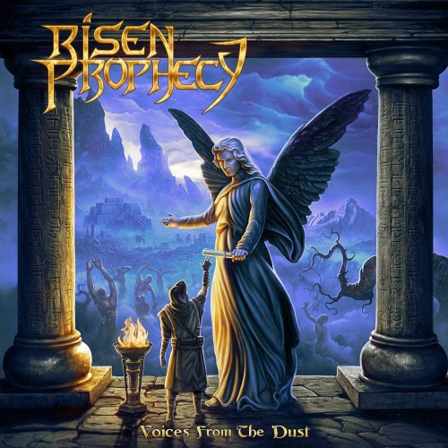 Voices from the Dust - Risen Prophecy CD