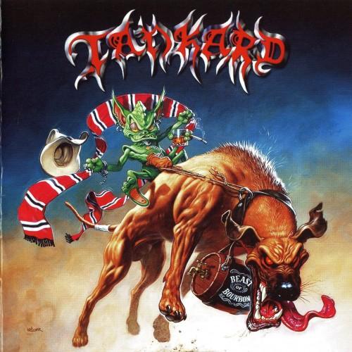 Beast Of Burden - Tankard CD DIG
