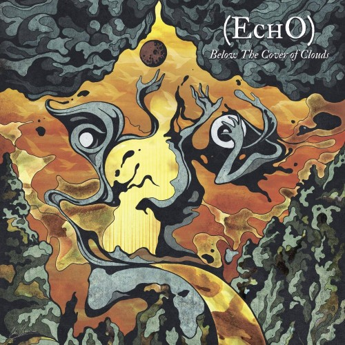 Below The Cover Of Clouds - (EchO) CD