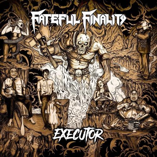 Executor - Fateful Finality CD DIG