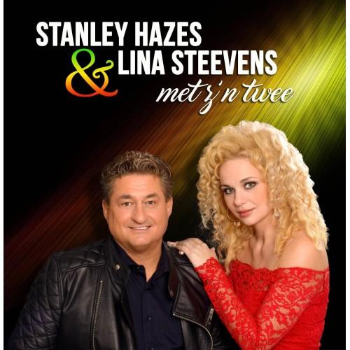 Met Z'n Twee - Stanley Hazes & Lina Steevens CDS
