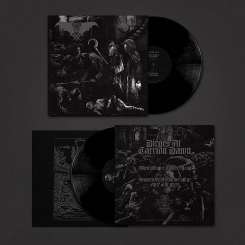 Dirges At Carrion Dawn - Ritual Suicide LP