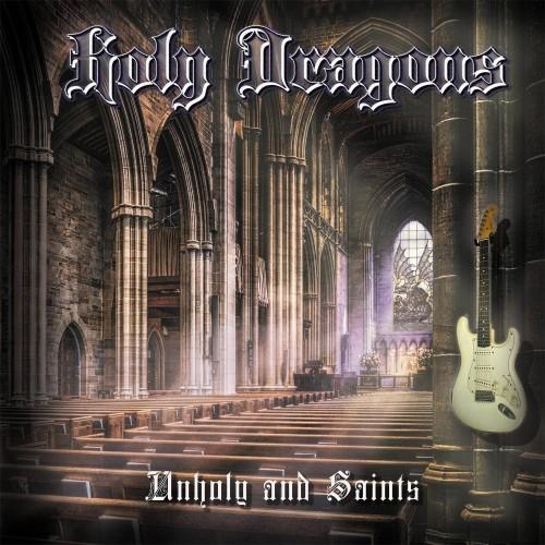 Unholy and Saints-holy dragons-cd