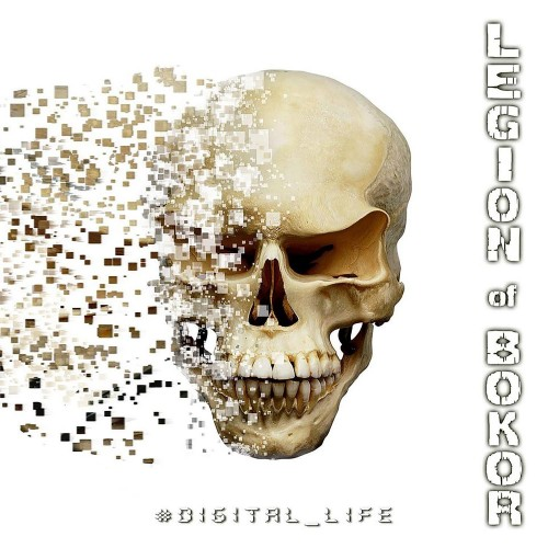 Digital Life - legion of bokor cd